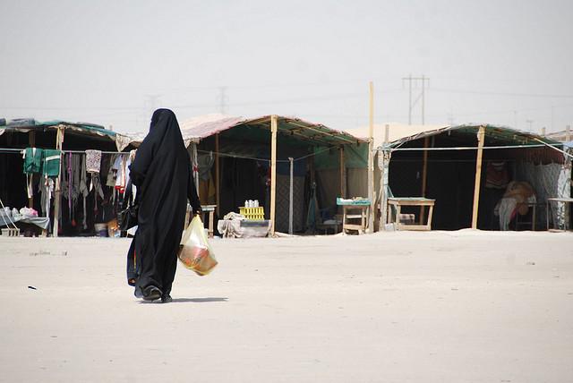 Bedouin Market (Nairiyah)